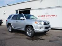 LIMITED 4RUNNER LIFETIME WARRANTY 4X4 LOADED Our