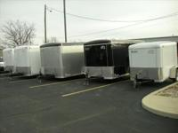 BRAND NEW 2011 MST ENCLOSED TRAILERS** SEVERAL LENGTHS