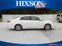 Looking for a clean, well-cared for 2011 Toyota Avalon?