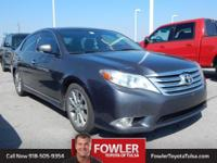 Fowler Toyota of Tulsa is honored to offer this