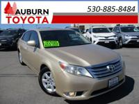LOW MILEAGE! This terrific 2011 Toyota Avalon is the