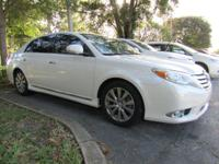 CarFax One Owner! Low miles for a 2011! Back-up Camera,