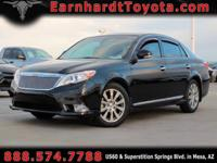 We are pleased to offer you this 2011 Toyota Avalon