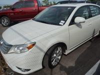 Recent Arrival! 2011 Toyota Avalon Sunroof, Leather &