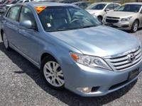 2011 Toyota Avalon Limited. Serving the Greencastle,