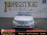 This 2011 Toyota Avalon Limited has less than 68k