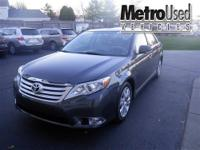 Toyota Certified Clean Carfax and SUNROOF | MOONROOF
