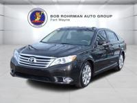 *CARFAX 1-OWNER VEHICLE* *This 2011 Toyota Avalon LIMI