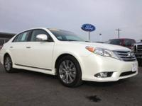 2011 Toyota Avalon Sedan Limited Our Location is: