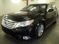This 2011 Toyota Avalon Limited has less compared to