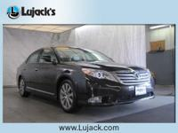 This exceptional example of a 2011 Toyota Avalon