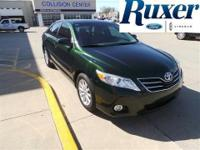 Sturdy and dependable, this pre-owned 2011 Toyota Camry