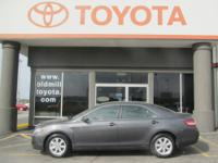 TOYOTA CERTIFIED CAMRY LE, ONLY 23,000 ACTUAL MILES,