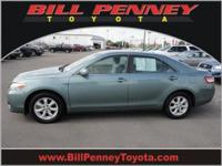 2011 Toyota Camry 4 Dr Sedan LE Our Location is: Bill
