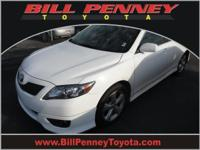 You can expect a whole lot from the 2011 Toyota Camry!