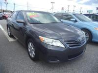Creampuff! This gorgeous 2011 Toyota Camry is not going