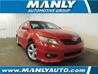 Camry SE, ** CARFAX ONE OWNER **, ALLOY WHEELS, and