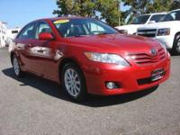 CARFAX 1-Owner. EPA 32 MPG Hwy/22 MPG City! Camry trim.