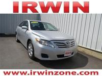 One Owner! Clean Carfax! This reputable 2011 Toyota