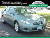 2011 Toyota Camry 4dr Sdn I4 Auto LE Our Location is: