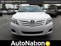 This exceptional example of a 2011 Toyota Camry LE is