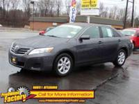 Take a look at this 2011 Toyota Camry with 30,458 It