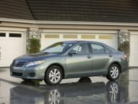 Options:  2011 Toyota Camry|Front Bucket Seats|4-Wheel