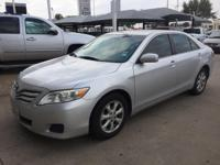 We are excited to offer this 2011 Toyota Camry. This