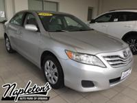 New Price! Recent Arrival! 2011 Toyota Camry in Classic