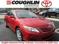 Recent Arrival! Clean CARFAX. This 2011 Toyota Camry LE