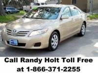 2011 Toyota Camry Gainesville FL  near Lake City, Ocala