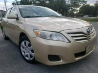 2011 Toyota Camry LE - 100K Miles. 4 cylinder engine -