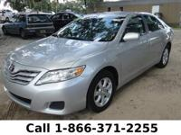 2011 Toyota Camry LE Features: 21k miles - power