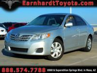 We are happy to offer you this 2011 Toyota Camry LE