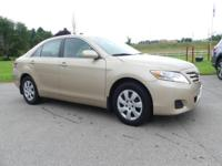 You can expect a lot from the 2011 Toyota Camry! A