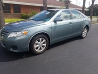 CARFAX One-Owner. Clean CARFAX. 2011 Toyota Camry LE
