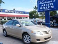 Options:  2011 Toyota Camry Le|Beige|Stick Shift! Are