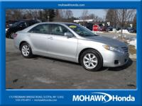 ONE OWNER, CLEAN AUTOCHECK, and LOCAL TRADE. Camry LE,