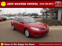 New Arrival! Keyless Entry, This 2011 Toyota Camry LE