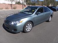 ~ 2011 Toyota Camry LE ~ CARFAX: Buy Back Guarantee,
