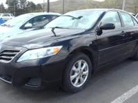 Look at this 2011 Toyota Camry LE. Its Automatic