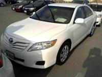 2011 Toyota Camry LE Sedan 4D Our Location is: