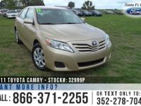 2011 Toyota Camry LE. *** Still under Warranty ***.