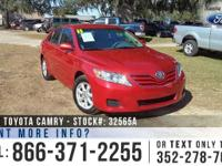 2011 Toyota Camry SE. *** Still under Guarantee ***.
