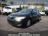 **STOP** READ THIS** 2011 CAMRY LE *JUST