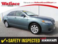2011 TOYOTA Camry SEDAN 4 DOOR 4dr Sdn I4 Man LE
