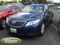 CARFAX 1-Owner, Toyota Certified, Spotless. LE trim,