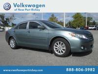 2011 TOYOTA Camry Sedan 4dr Sdn I4 Auto XLE Our