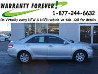 2011 Toyota Camry Sedan LE Our Location is: Roper Honda