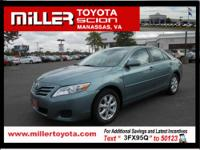 2011 Toyota Camry Sedan LE Our Location is: Bill Page
